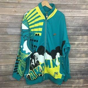 akdmks jeanius full zip jacket